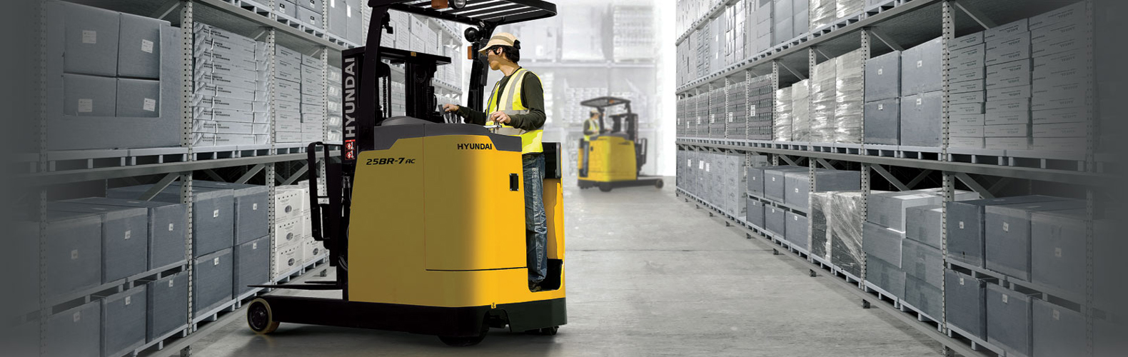 Reach Truck training in Calgary